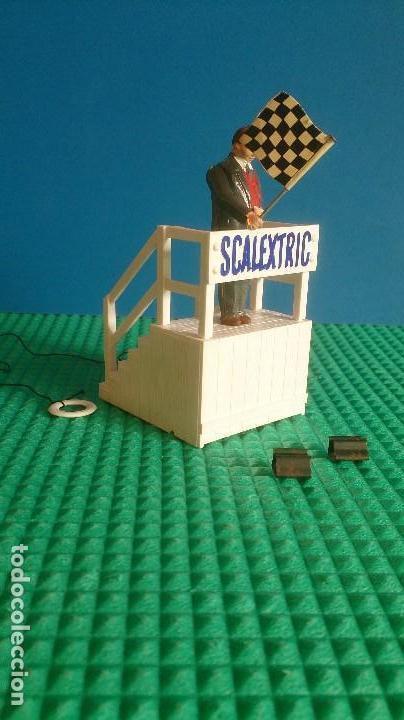 Scalextric: JUEZ DE PISTA STARTER ROSTRUM MM F/303 - Foto 2 - 142181350