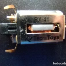Scalextric: SCALEXTRIC ACCESORIO MOTOR RX 41 TECNI TOYS. Lote 159311310