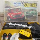 Scalextric: SCALEXTRIC RC-24 SIN COCHES. Lote 160559654