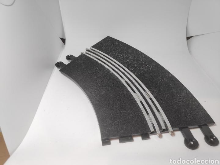 SCALEXTRIC CURVA CHICANE EXIN REF. 8419 (Juguetes - Slot Cars - Scalextric Pistas y Accesorios)