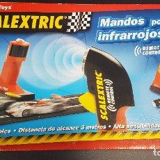 Scalextric: MANDOS POR INFRARROJOS SCALEXTRIC EVO 1 | COMO NUEVO | FUNCIONANDO . Lote 165039398