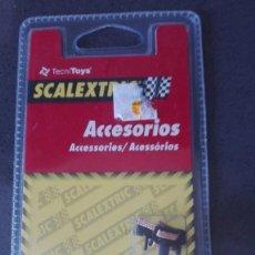 Scalextric: CAJA ESCOBILLAS DE TECNITOYS. Lote 165580038