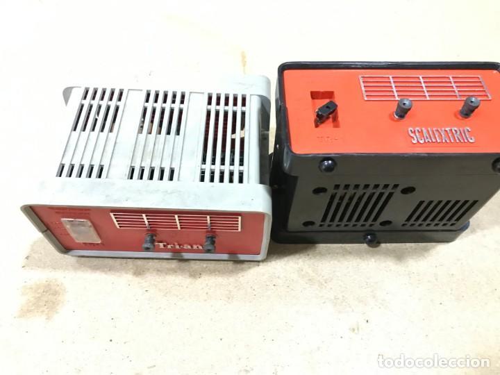 PAREJA DE TRANSFOMADOR TR-1 SCALEXTRIC (Juguetes - Slot Cars - Scalextric Pistas y Accesorios)