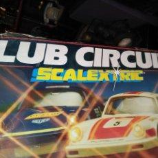 Scalextric: CLUB CIRCUITO GRAN SCCALEXTRIC CAJA 80 X 58 X 13,5 350,00 €. Lote 167802688