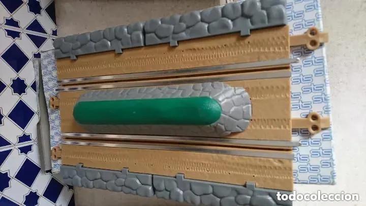 Scalextric: LOTE SCALEXTRIX STS REF. OBSTACULOS DE PISTAS REF. 2309 2310 Y 2311 OJO LEER - Foto 3 - 167984616