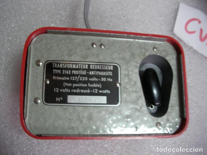 Scalextric: ANTIGUO TRANSFORMADOR PARA PISTAS DE COCHES DE SLOT O CIRCUITO DE TRENES NORM ELEC TRANSFORMADOR - Foto 2 - 169758860