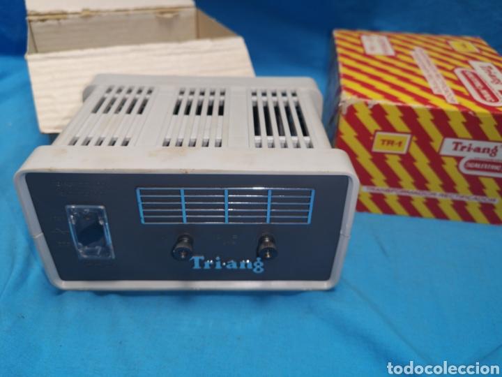 Scalextric: Transformador para Scalextric TRI-ANG Original en su caja - Foto 2 - 171348885