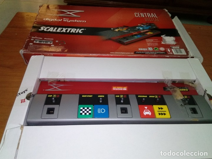 THE DIGITAL SYSTEM SCALEXTRIC. SIN USO. (Juguetes - Slot Cars - Scalextric Pistas y Accesorios)