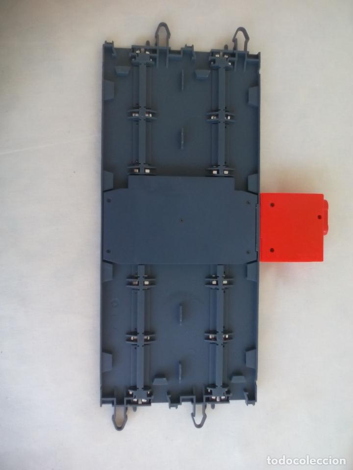 Scalextric: RECTA DE CONEXION SCALEXTRIC COMPATIBLE CON WOS Y DIGITAL SYSTEM - SLOT - TECNITOYS - Foto 5 - 173625333