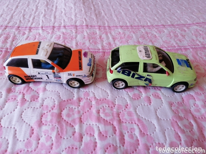 COCHES SCALEXTRIC (Juguetes - Slot Cars - Scalextric Pistas y Accesorios)