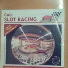 Scalextric: GUIA SLOT RACING INCLUYE FICHAS 0 CRIC CRAC 1995. Lote 173877583
