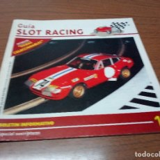 Scalextric: GUIA SLOT RACING Nº14 1996-FICHAS DEL MC LAREN F I Y FORD GT. Lote 173900608