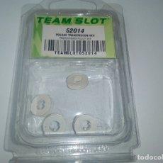 Scalextric: -TEAM SLOT -POLEAS TRANSMISION 4X4. Lote 173908339