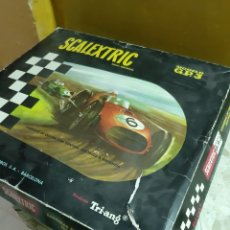 Scalextric: SCALEXTRIC GP3. Lote 174048284