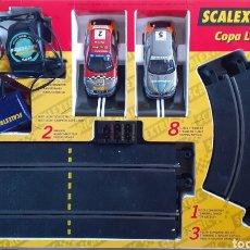 Scalextric: SCALEXTRIC COMO NUEVO. Lote 174392948