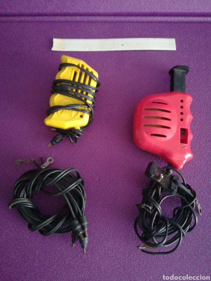 Scalextric: Jouef Scalextric lote de accesorios y mandos. - Foto 2 - 176426435