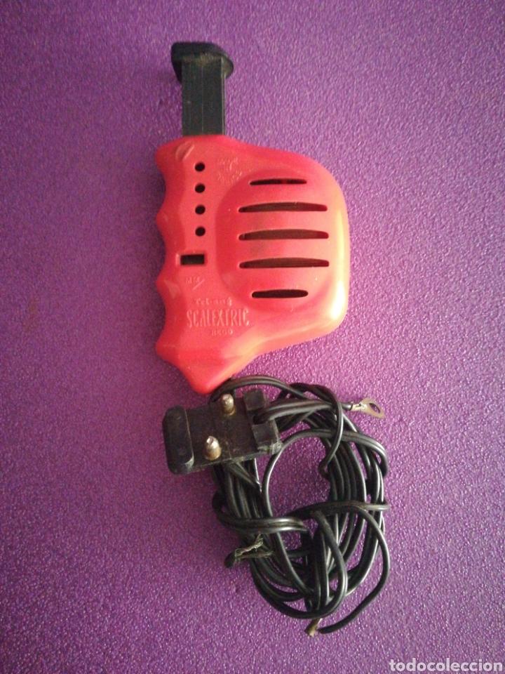 Scalextric: Jouef Scalextric lote de accesorios y mandos. - Foto 3 - 176426435