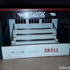 Scalextric: TRIBUNA , SCALEXTRIC TRI-ANG, ANTIGUA. Lote 176519858