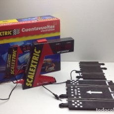 Scalextric: SCALEXTRIC CUENTAVUELTAS ELECTRONICO -TECNITOYS. Lote 176719462