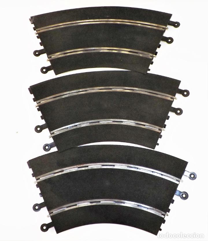 Scalextric: Scalextric Tramos curva peraltada 3090 - Foto 2 - 176893723
