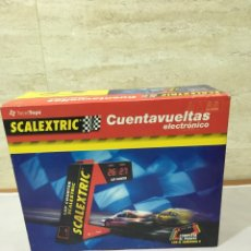 Scalextric: SCALEXTRIC CUENTAVUELTAS. Lote 178589370