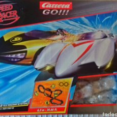 Scalextric: SPEED RACE (CARRERA GO). Lote 179241853