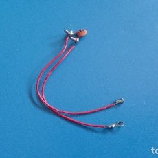Scalextric: CABLES CONEXION MOTOR FORMULA JUNIOR SCALEXTRIC TRI-ANG. Lote 180124996