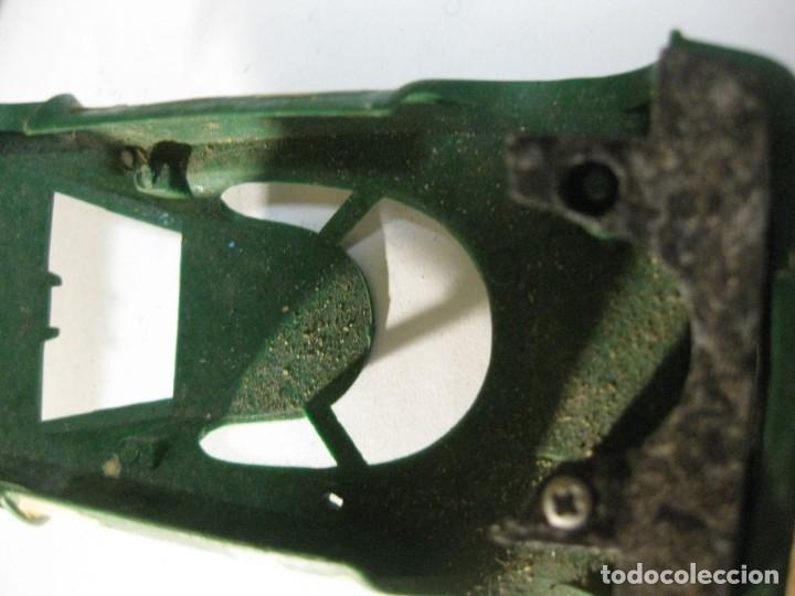 Scalextric: carroceria coche scalextric lancia nº 6 . rotura de un faro - Foto 3 - 180387300