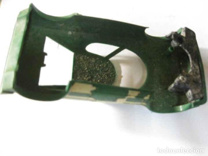 Scalextric: carroceria coche scalextric lancia nº 6 . rotura de un faro - Foto 5 - 180387300