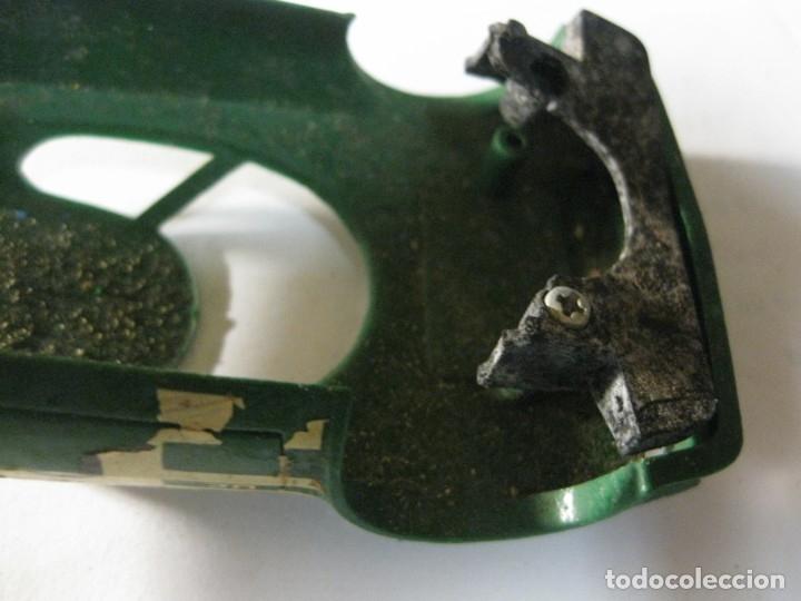 Scalextric: carroceria coche scalextric lancia nº 6 . rotura de un faro - Foto 6 - 180387300