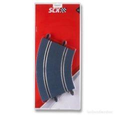 Scalextric: SCALEXTRIC NUEVA PISTA CURVA STANDARD X 2 UNIDADES SCX U10296X200. Lote 202302910