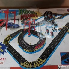 Scalextric: SCALEXTRIC DEARBORN'S DYNAMITE RARO. Lote 181508338