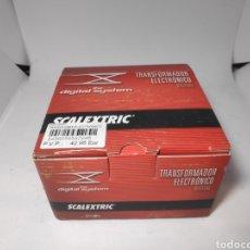 Scalextric: SCALEXTRIC TRANSFORMADOR ELECTRÓNICO DIGITAL TECNITOYS REF. 2007. Lote 183067835