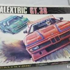 Scalextric: SCALEXRIC GT-38. Lote 183876038