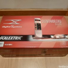 Scalextric: SCALEXTRIC CUENTAVUELTAS DIGITAL SYSTEM TECNITOYS REF. 2503. Lote 183879620