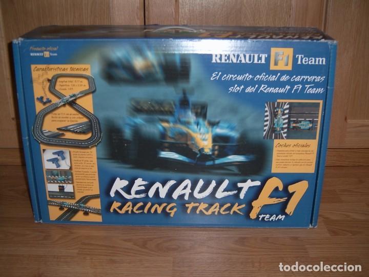 RENAULT F1 RACING TRACK (Juguetes - Slot Cars - Scalextric Pistas y Accesorios)