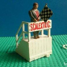 Scalextric: JUEZ PISTA SCALEXTRIC STARTER ON ROSTRUM F/303 VERSION PARA FRANCIA. Lote 184120537
