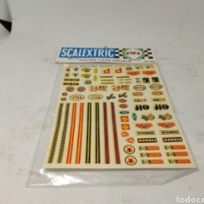 Scalextric: SCALEXTRIC HOJA CALCAS EXIN REF. 4236. Lote 184736457