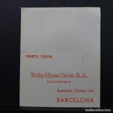 Scalextric: TARJETA POSTAL ORIGINAL SCALEXTRIC EXIN LINES BROS G. P. 84. Lote 185889778