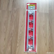 Scalextric: SCALEXTRIC 6 VALLAS GRISES TYCO REF. 8695. Lote 204112737