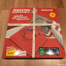Scalextric: SCALEXTRIC COMPACT DIBUCAR.. Lote 186453276