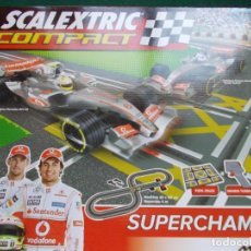 Scalextric: SCALEXTRIC COMPACT NUEVO. Lote 190803211