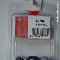 Scalextric: REPUESTO 4X LLANTAS 18 SPOKES REF. 80705. Lote 192580650