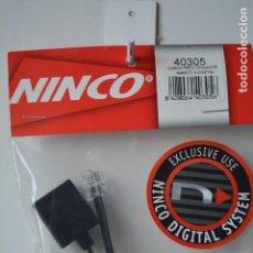 Scalextric: REPUESTO NINCO CABLE PROLONGADOR MANDO N-DIGITAL REF. 40305. Lote 192616621