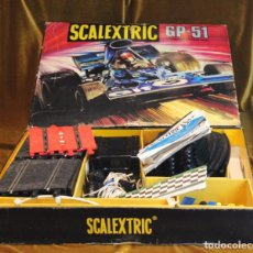 Scalextric: SCALEXTRIC GP 51,TRES COCHES,CAJA ORIGINAL.. Lote 193071981