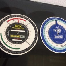 Scalextric: RELOJES ESCALEXTRIC. Lote 194175181