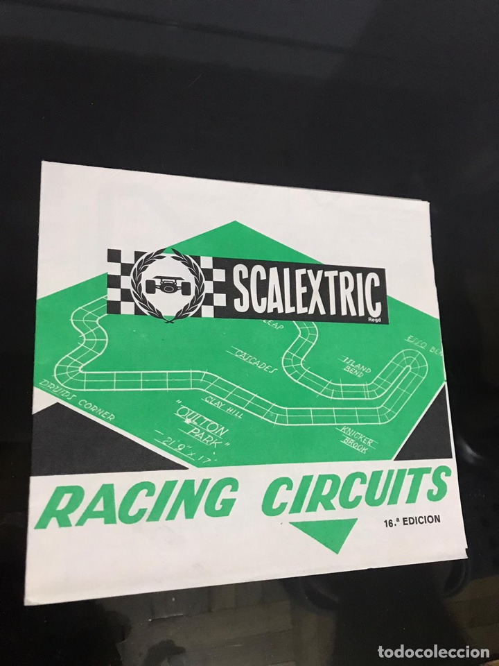 Scalextric: Escalextric racing circuits - Foto 1 - 194175550