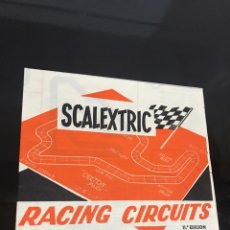 Scalextric: ESCALEXTRIC RACING CIRCUITS. Lote 194175598