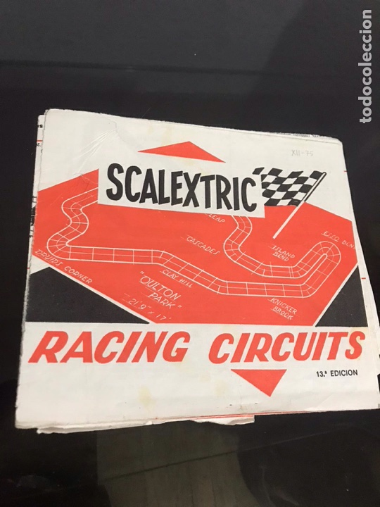 Scalextric: Escalextric racing circuits - Foto 1 - 194175610