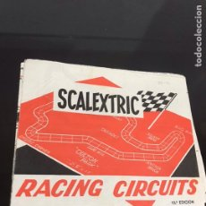 Scalextric: ESCALEXTRIC RACING CIRCUITS. Lote 194175610
